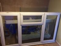 uPVC white windows for sale
