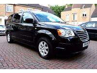 CHRYSLER GRAND VOYAGER 2.8 CRD TOURAR AUTOMATIC 5DR 7 SEATS HPI CLEAR FSH EXCELLENT CONDITION