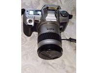 Minolta Dynax SI 505 Super camera plus many accessories