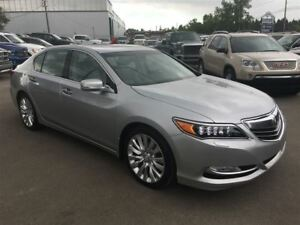 2014 Acura RLX TECH PACKAGE/ NAV/ B/U CAM