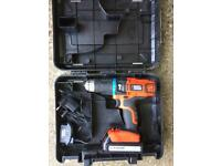 Black and decker drill (Faulty)