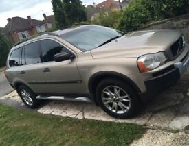 Volvo XC90, immaculate condition