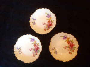 Adderly Floral Bone china made in England