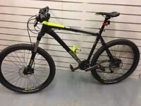 Saracen Mantra Pro 27.5 Mountain Bike. Selling due to an upgrade .