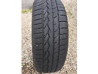 General snow grabber winter tyres 235/60 R18 x 4 (Range Rover Evoque or equiv)