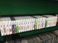 Nintendo DS Games from £1 each - boxed & unboxed