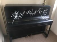 Upright piano good condition