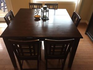 Dining Room Hightop Table