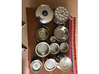 Indian style cookwares