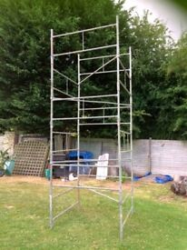 4'x4'x12' high scaffold tower for sale