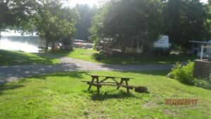 Civic Holiday trailer sites are available near Kingston