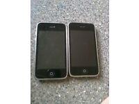 mobile phones 2 of apple iphones.