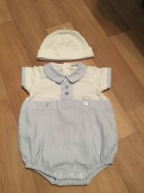 Designer coco collection outfit 0-3 months