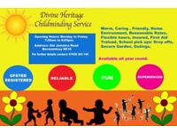 Divine Heritage childminding Services