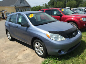 2007 Toyota matrix hatch