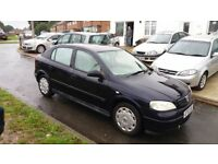 AUTOMATIC VAUXHALL ASTRA 48K MILES