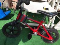 Urban racer bike