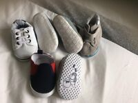 Baby boys bundle of clothes and shoes