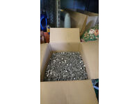 Aluminium Roofing Clout Nails 38mm x 3.38mm - approx 6kg