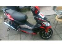 63 plate 125cc lightspeed 2 swaps or cash