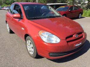 2010 Hyundai Accent L/AIR CLIMATISÉ/AUTOMATIQUE