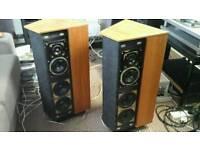 Goodmans dimension 8 speakers