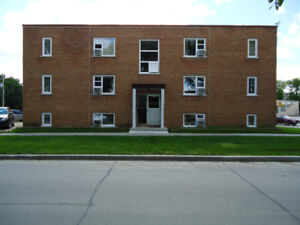 Beautiful 1 Bedroom suite located in the heart of St. Boniface