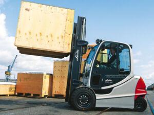 BIG Forklifts For Rent