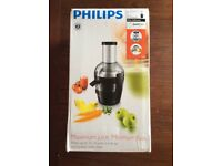 PHILIPS VIVA JUICER QUICKCLEAN - BRAND NEW UNOPENED Rrp £99