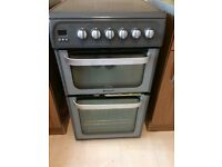 Hotpoint electric cooker excellent working order brilliant condition! strip as come off bench price