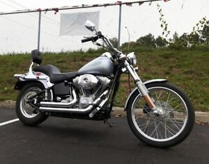 2002 Harley-Davidson FXSTI Softail Standard
