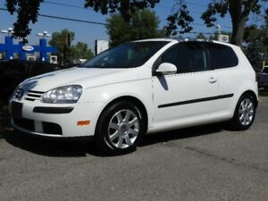 2008 Volkswagen Rabbit Trendline Coupe (2 door)