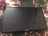 Samsung 32 inch used Tv with no remote