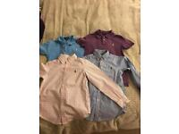 4 Ralph Lauren tops (shirts and polos) boys 10-12 years old