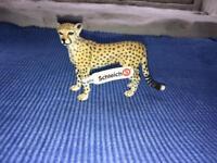 One Shleich Cheetah