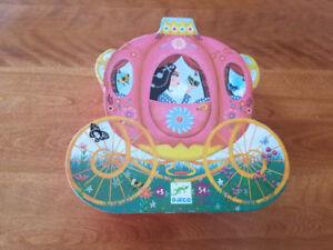54 Piece Puzzle: Elise's Carriage