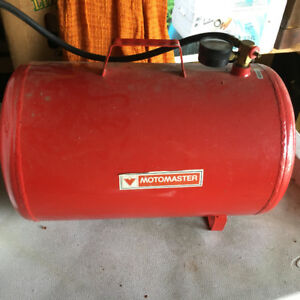 10 gallon portable air tank