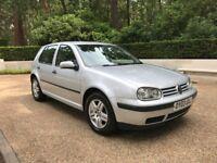 VW Golf 1.9 TDI SE