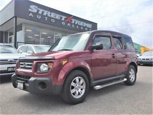 2008 Honda Element EX | AWD | AIR CONDITIONING | CRUISE CONTROL