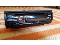 SONY MP3 AUX head unit car stereo