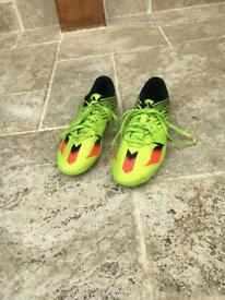 Adidas football boots - size 5