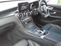 Mercedes-Benz GLC Class GLC 250 D 4MATIC AMG LINE PREMIUM PLUS (grey) 2017-06-28