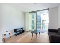 $STUNNING designer furnished apartment with balcony set in fantastic development in Putney! CALL NOW