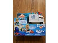Finding dory squiggle Nemo set