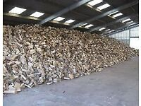 Quality hardwood logs