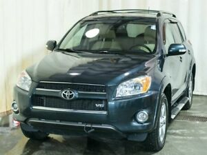 2011 Toyota Rav4 Limited V6 4WD w/ Remote Starter, Alloy Wheels,