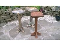bird tables x3 all £5 each