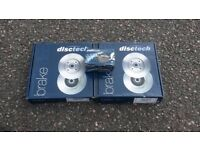 BRAKE DISC AND PADS CLIO 3 2009
