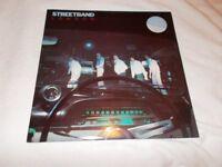 Vinyl LP London – Streetband Logo 1012 Stereo In Transparent Vinyl