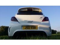 Corsa VXR Nurburgring Edition. Very fast pocket rocket. Fast becoming very rare 1 of only 500 made